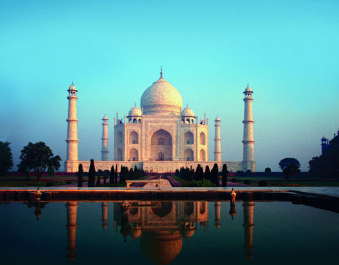 Indien_Taj Mahal (c) Poppe Reisen