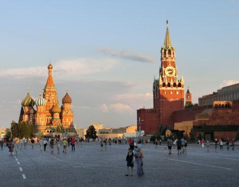 Moskau_roter Platz (c)FotoliaOlegZnamenskiy