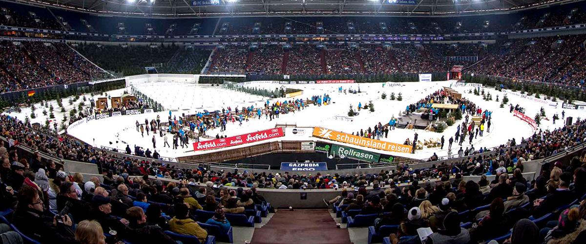© AB SportEvent, Quelle: Biathlon auf Schalke