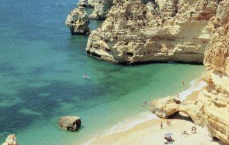 Algarve, Küste 1 © Turismo de Portugal