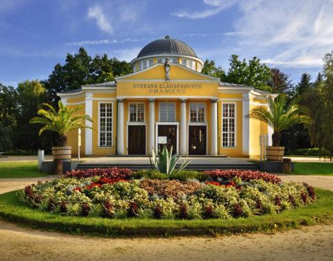 Franzensbad Glauberhalle (c) czechtourism.com Ladislav Renner