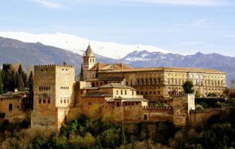 Granada-Alhambra - © Panthermedia/mausiruedi
