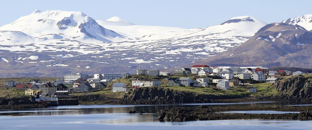 Island Djupivogur © Iceland ProCruises