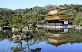 Japan_Kyoto_goldener Pavillion © JNTO