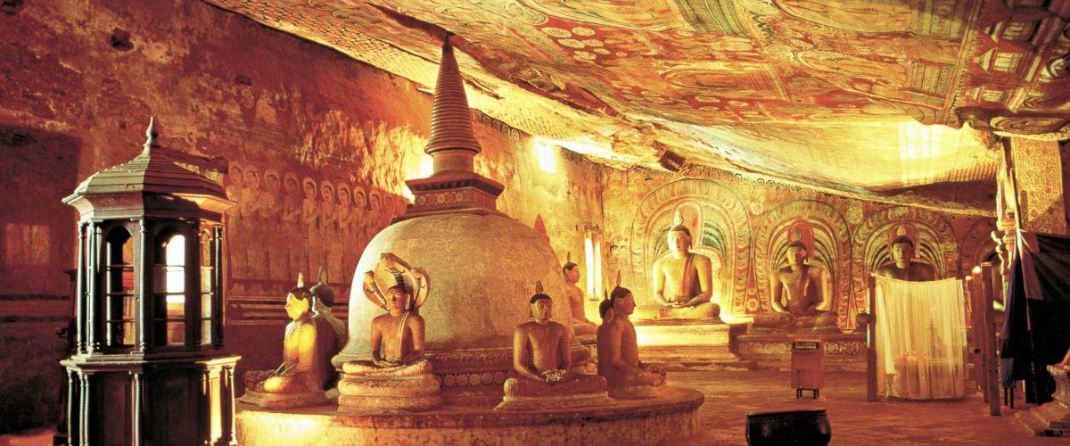 Sri_Lanka_Dambulla_Hählentempel (c)Sri Lanka Tourism