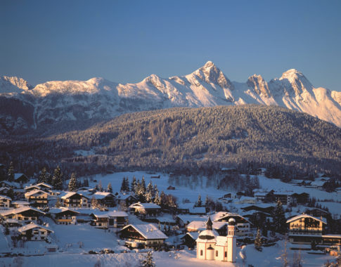 Tirol_ Seefeld_Seekrichl_Winter_vonGschwandtkopf (c) Olympiaregion Seefeld