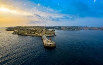 Sonnenuntergang auf Malta (c) Oasistravel