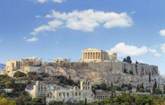 Athen, Akropolis © Fotolia/Lambros Kazan