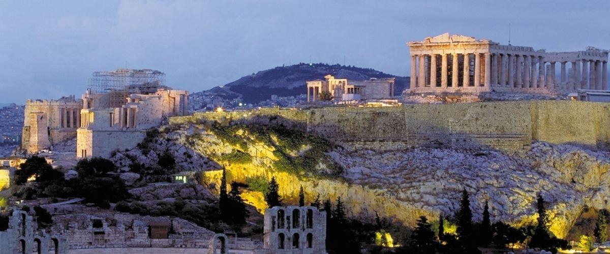 Athen Akropolis (c) Pixabay