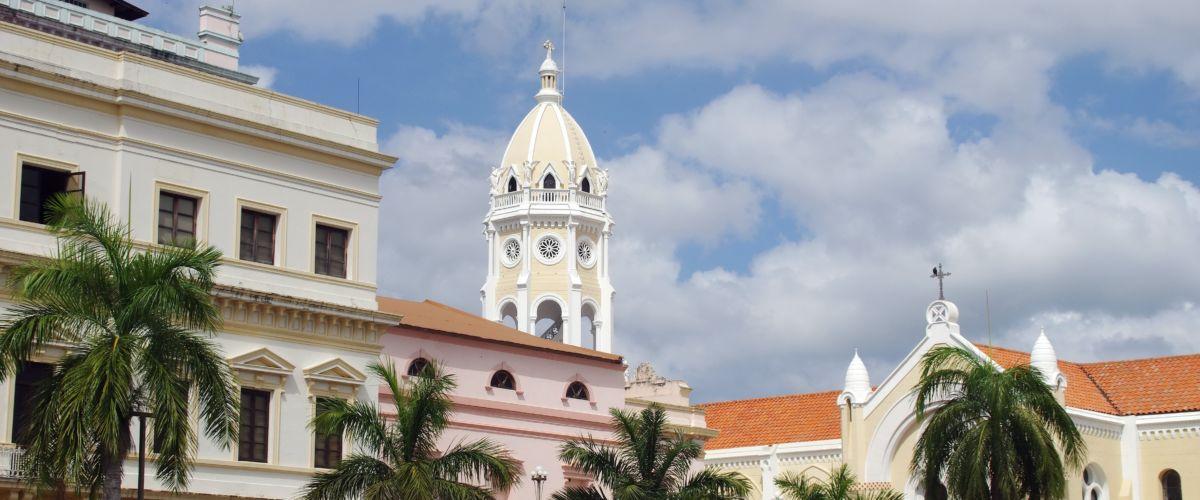 Panama City (c) Pixabay