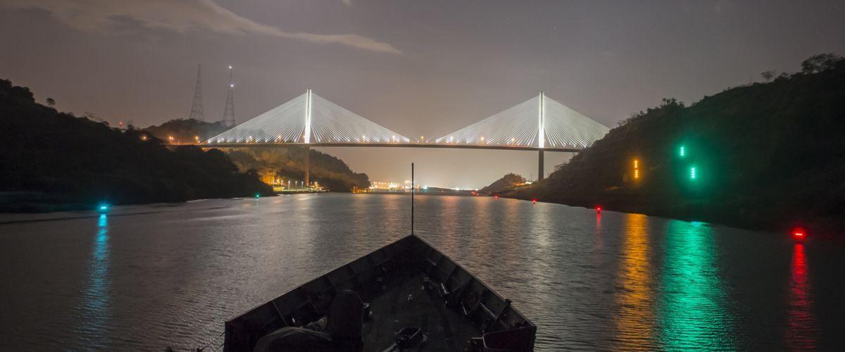 Panamakanal Centennial (c) Bridge Pixabay