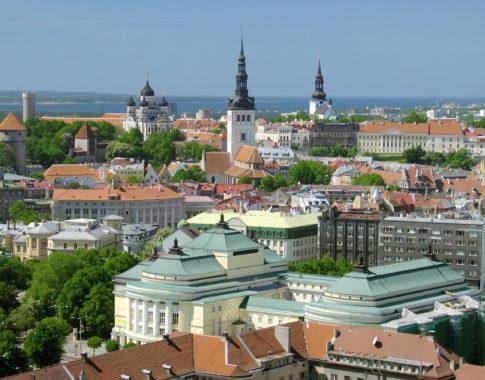 Tallinn (c) Estonian Tourist Board Jaak Nilson