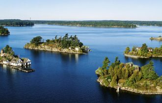 Thousand Islands (c) Ontario Tourism