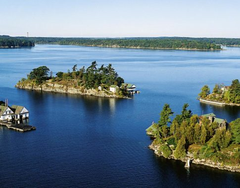 Thousand Islands (c) Ontario Tourism