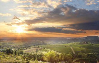 Toscana (c) Fotolia