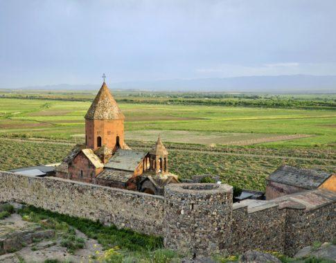 Kloster Chor Wirab © Fotolia Evgeny Govorov