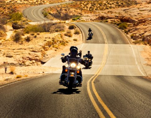 (c) Eagle Rider