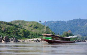 Chiang Rai Mekong © Thailändisches Fremdenverkehrsamt