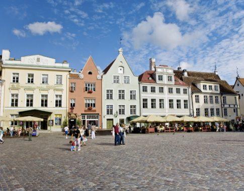 Tallinn Altstadt © Estonian Tourist BoardJaak Nilson