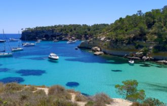 Bucht auf Mallorca (c) Oasis Travel