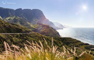 Gran Canaria, Kanaren, Spanien, Küste