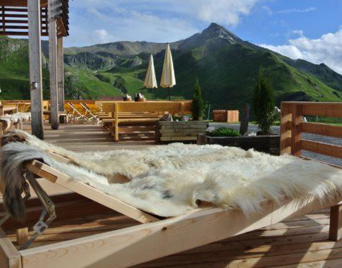 Aussicht © Hotel Gipfelherz