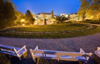 Hotel Auschicht am Abend © Herzoghof