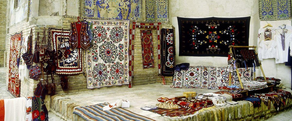 Buchara Teppiche