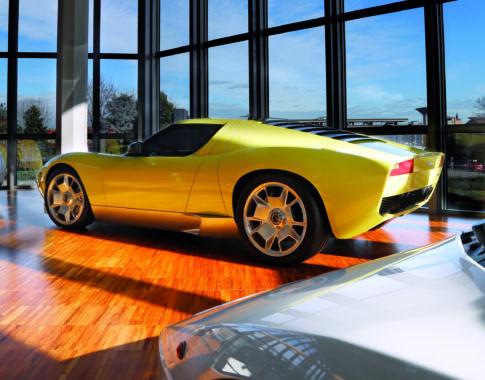 © Lamborghini Museum