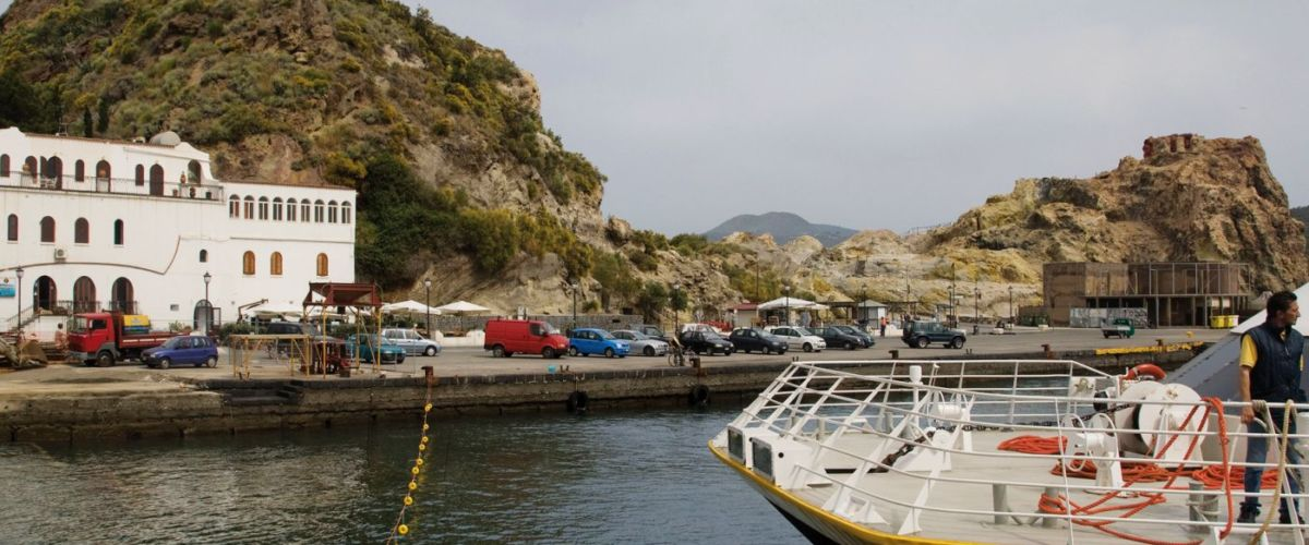 Liparische-Inseln Hafen: © Fototeca ENIT Sandro Bedessi