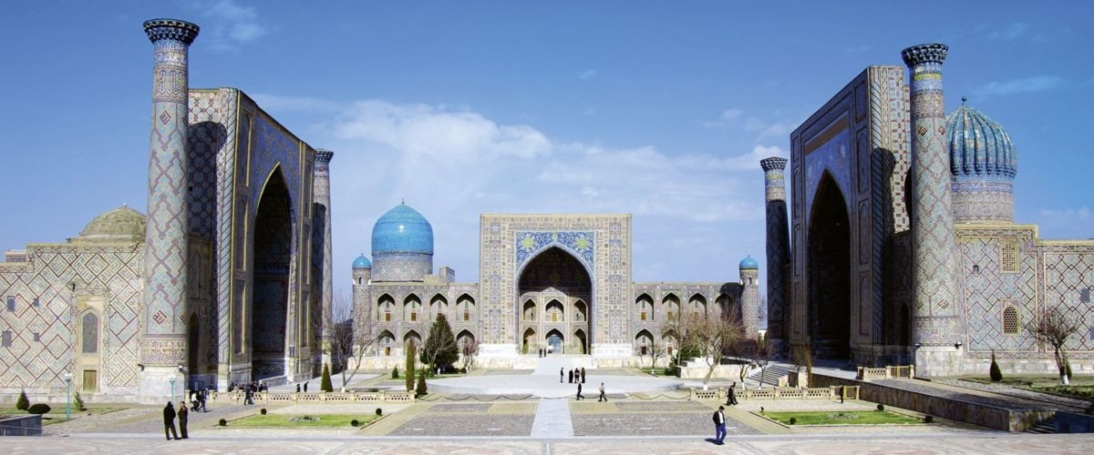 Samarkand Registan © Fotolia berimitsu