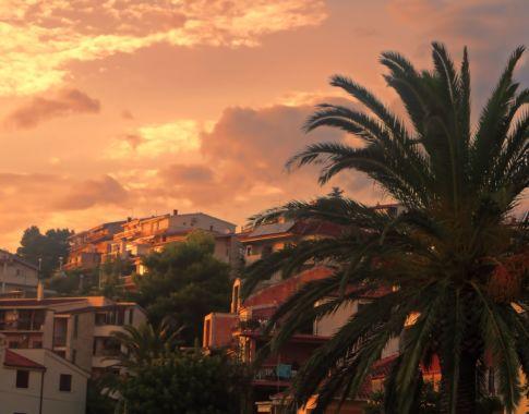Sonnenuntergang Kroatien ©reisewelt Teiser & Hüter GmbH