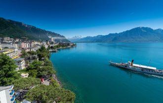 Montreux_Schiff_web ©Eurotel Montreux