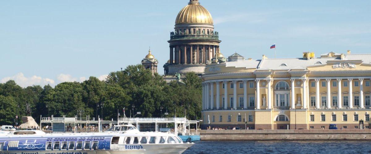 St. Petersburg (c) Poppe Reisen