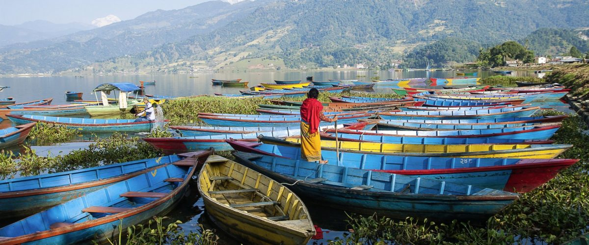 Pokhara See © Fotolia masar1920