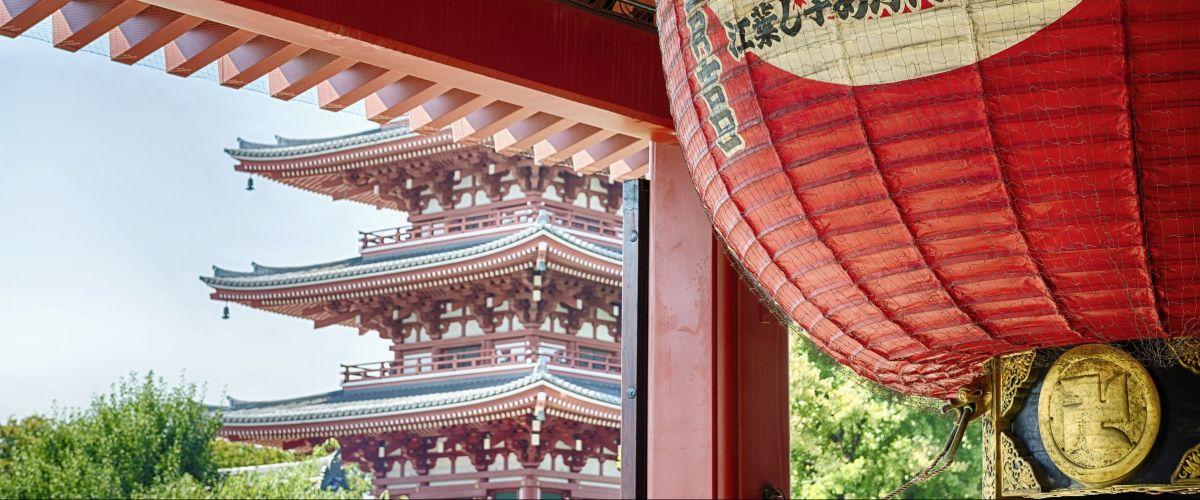 Tokio, Sensoji-Tempel © Fotolia/andresgarciam