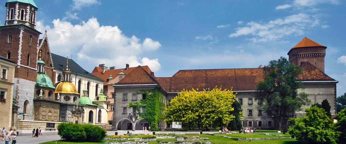Krakau, Wawel © Polnisches Fremdenverkehrsamt
