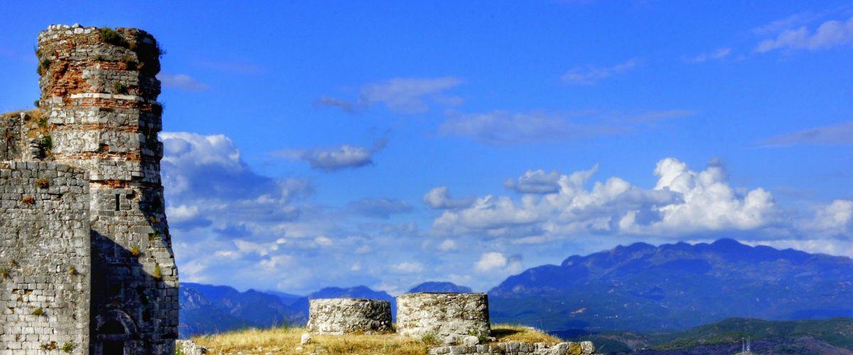 Balkan Albanien Shkodra Rozafa (c) Pixabay