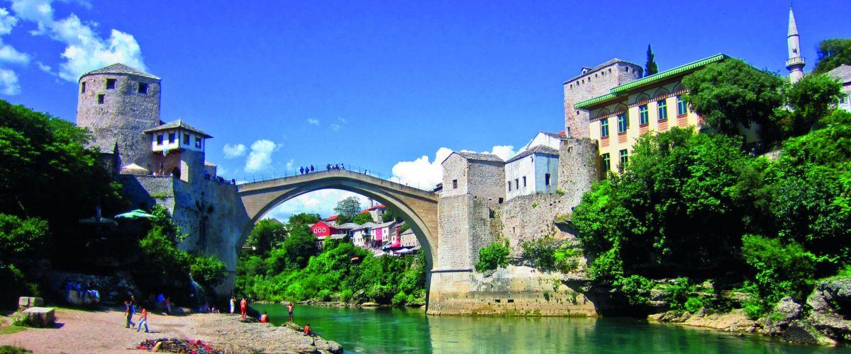 Balkan Bosnien Mostar (c) Poppe Reisen