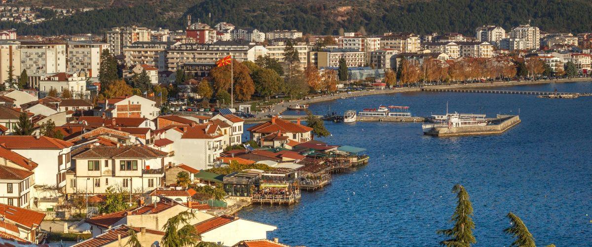 Balkan Mazedonien Ohrid (c) Pixabay