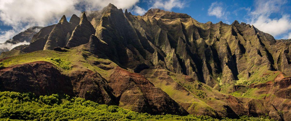 Hawaii Berge (c) Pixabay