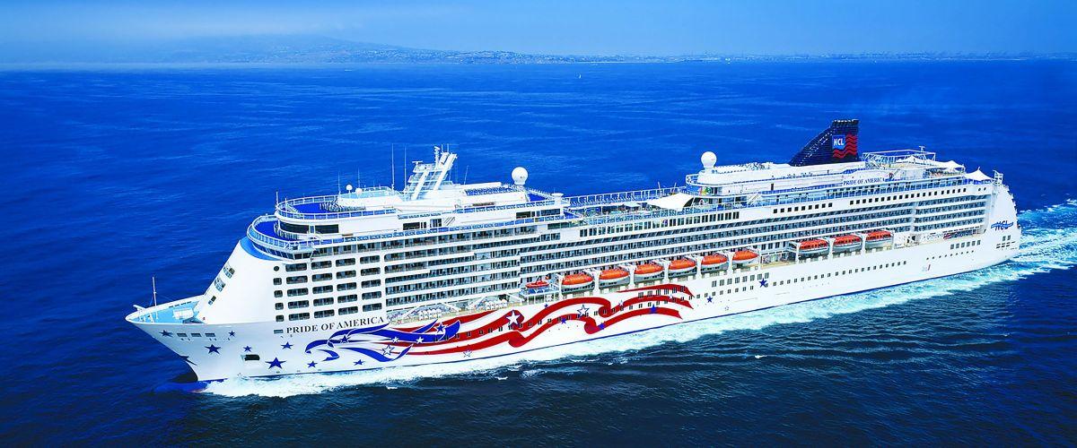 Aerial Portside Horizontal (c) Norwegian Cruise Line