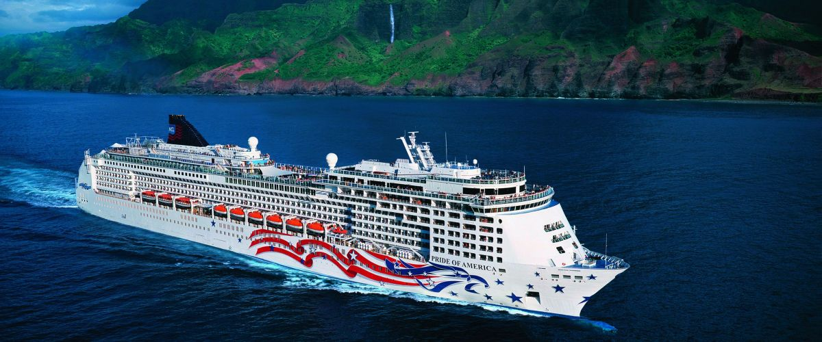 Hawaii Pride of America (c) Norwegian Cruise Line