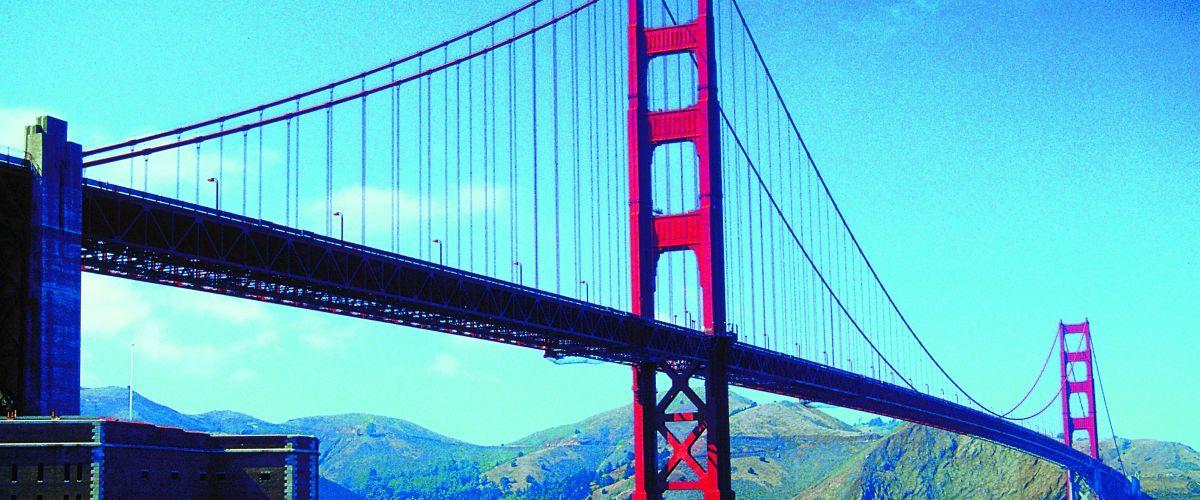 Hawaii San Francisco Golden gate (c) Poppe Reisen