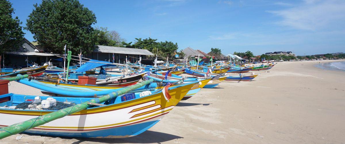 Indonesien Bali Fischerboote (c) Pixabay