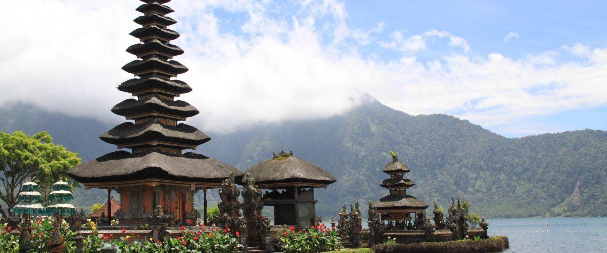 Indonesien Bali Pagode (c) Pixabay