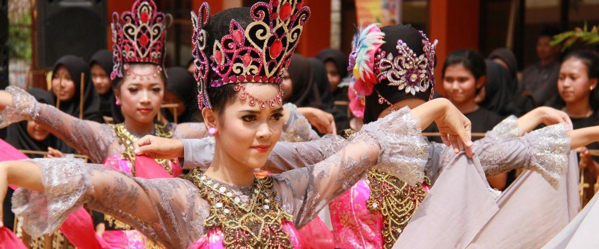 Indonesien Bali Tänzer (c) Pixabay