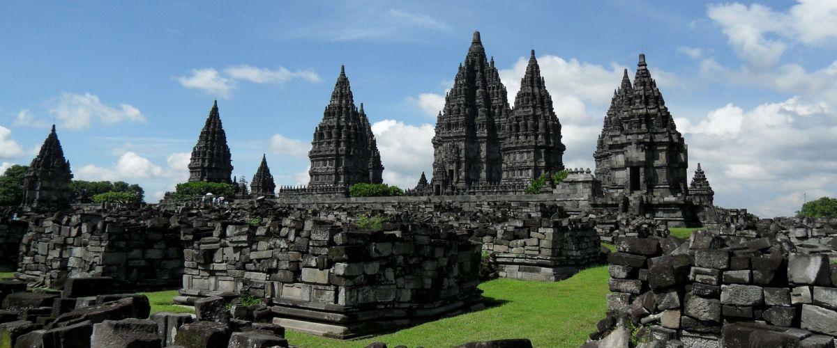 Indonesien Java Prambanan (c) Pixabay