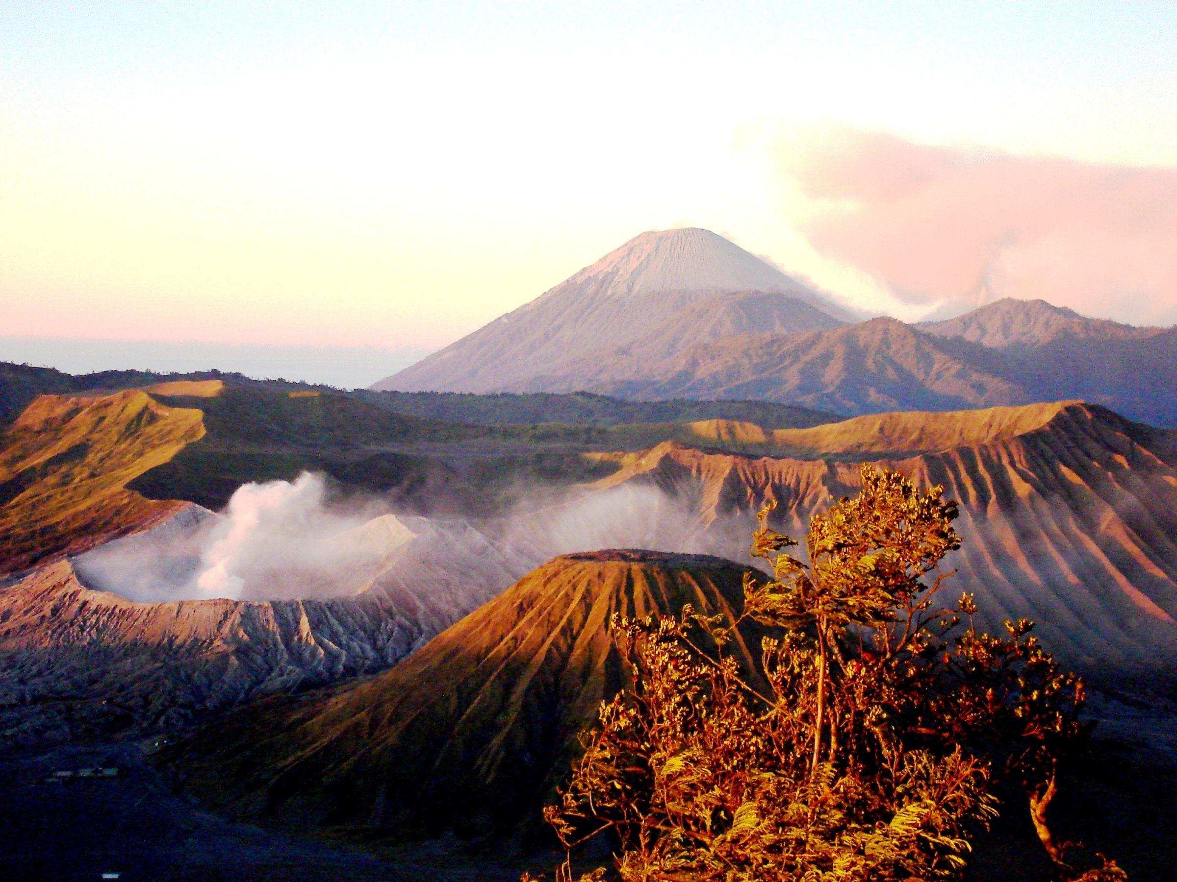 Vulkan Indonesien