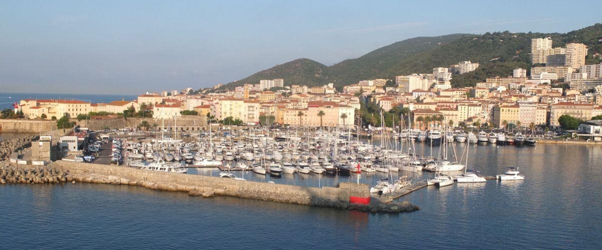 Korsika Ajaccio (c) Pixabay